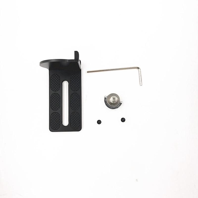 Feiyu RX0 adapter mount clamp action camera holder for FEIYUTECH G5 G5 WG2 Gimbal Sony RX0 1
