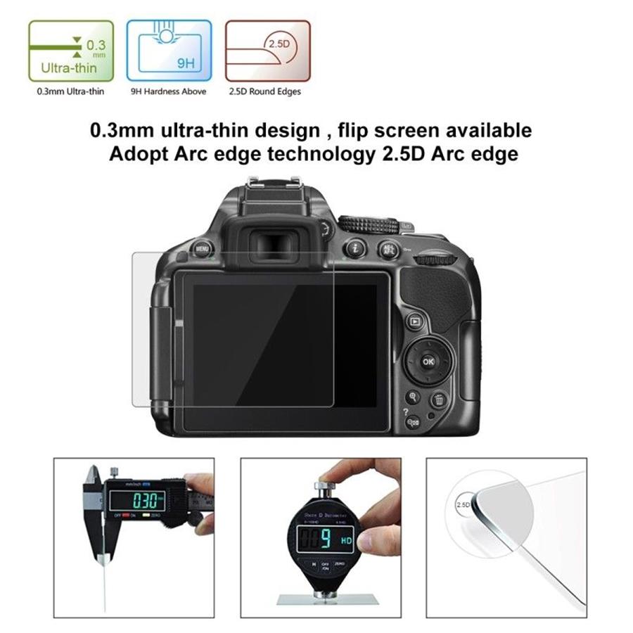 Sony Cyber-shot DSC-RX0/ RX0 ii Protector Film 2