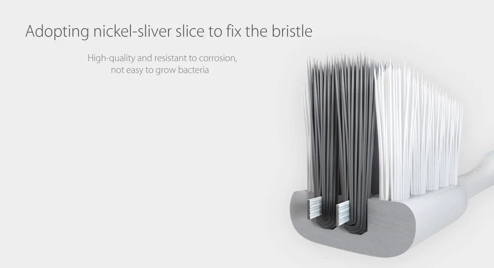 Xiaomi Brush Wire 4 Colors Including 1 Travel Box 4