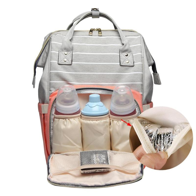 Large Capacity Baby Travel Backpack 1